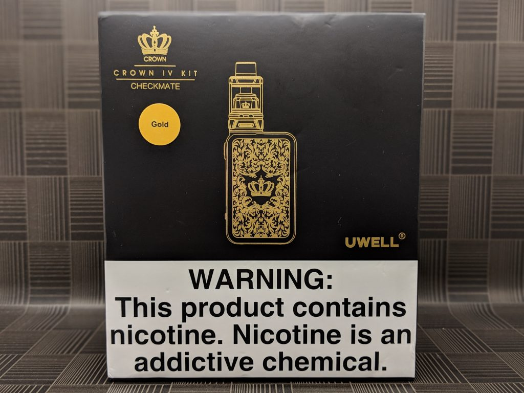 The Crown IV kit from UWell