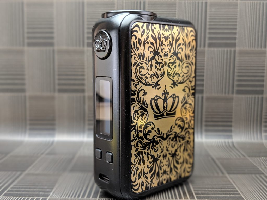 The Crown IV kit from UWell -7