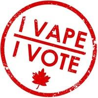 I vape I vote